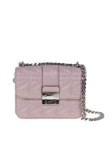 Karl Lagerfeld - K Kuilted Ikonik K bag in powder pink