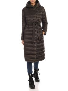 Max Mara - The Cube Novelu down jacket in green