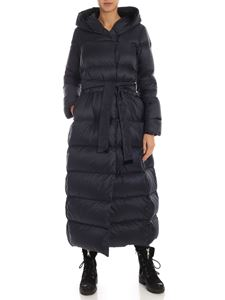 Max Mara - Max Mara Down Jacket The Cube Seif in dark blue