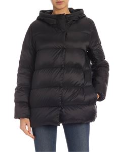 Max Mara -  Max Mara The Cube Seicar down jacket in black