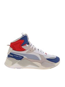 Puma - RS-X Midtop Utility sneakers in white
