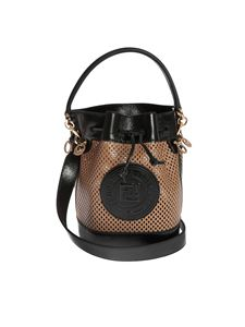 Fendi - Mon Tresor bucket bag in brown
