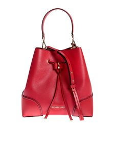 Michael Kors - Mercer Gallery shoulder bag in red