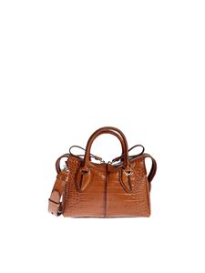 Tod's - D-Styling trunk bag in brown