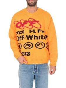 Off-White - Industrial knit in yellow