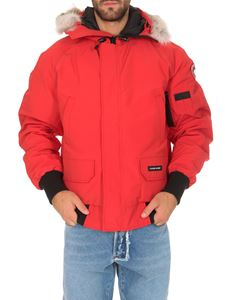 Canada Goose - Chilliwack bomber in red