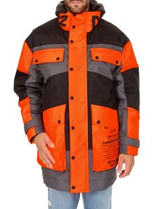 Dsquared2 - Technical Fluo Hooded Parka