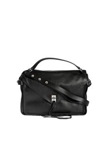 Rebecca Minkoff - Darren Messenger bag in black