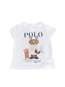 POLO Ralph Lauren - Holiday T-shirt in white
