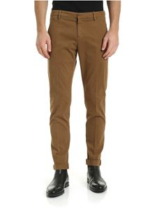 Dondup - Gaubert trousers in brown