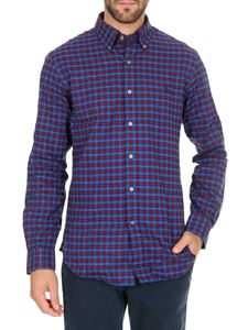POLO Ralph Lauren - Checked shirt in blue and red