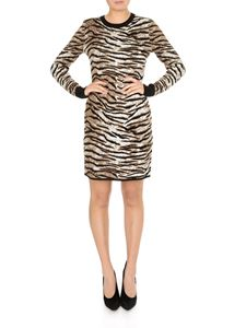 Michael Kors - Short animalier dress