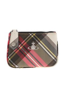Vivienne Westwood  - Multicolor Derby coin purse