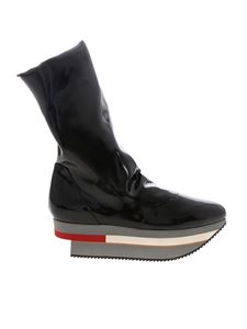 Vivienne Westwood  - Rocking Horse Ankle Boots in black