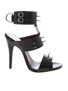Vivienne Westwood  - Sex sandals in black