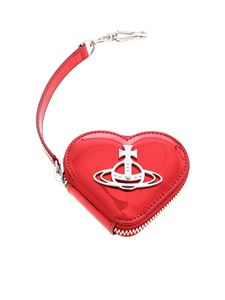 Vivienne Westwood  - Johanna coin purse in red