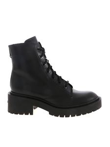 Kenzo - Pike boots in black