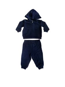 POLO Ralph Lauren - Terry sweatsuit in navy blue