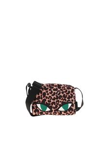 Lulu Guinness - Animalier Wild Cat shoulder bag