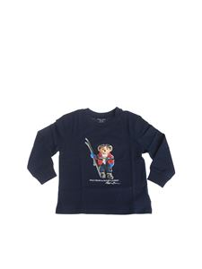 POLO Ralph Lauren - Polo Bear t-shirt in blue