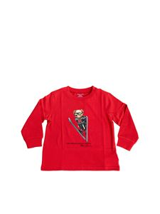POLO Ralph Lauren - Polo Bear t-shirt in red