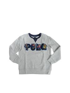 POLO Ralph Lauren - Polo Baer Holiday sweatshirt in gray
