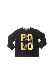 POLO Ralph Lauren - Polo Bear Holiday crewneck sweater in black