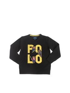 POLO Ralph Lauren - Polo Bear pullover in black
