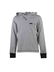 Baby Dior - Chiné gray hoodie