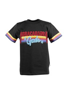 GCDS - Abracadabra T-shirt in black