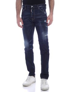 Dsquared2 - Cool Guy blue jeans