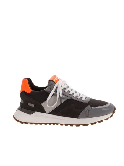 Michael Kors - Miles sneakers in anthracite color
