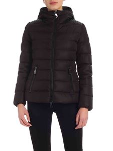 Moncler - Tetra down jacket in black