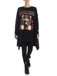 Moschino - Bat Teddy Bear dress in black