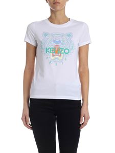 Kenzo - Tiger Classic T-shirt in white