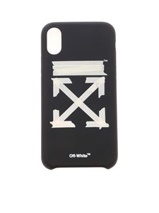 Off-White - Cover Tape Arrows nera e bianca