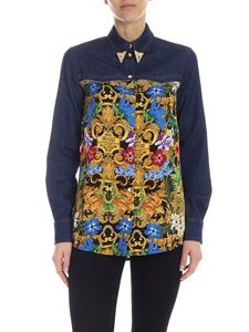Versace Jeans Couture - Jungle Baroque printed shirt