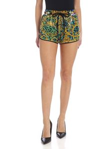 Versace Jeans Couture - Shorts stampa Leo Chain