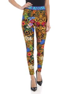 Versace Jeans Couture - Leggings Jungle Bar multicolor