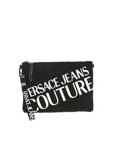 Versace Jeans Couture - Macro Logo pochette in black
