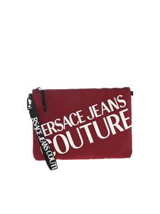 Versace Jeans Couture - Macro Logo pochette in red