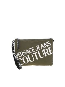 Versace Jeans Couture - Macro Logo pochette in military green