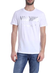 Moschino - Moschino Couture t-shirt in white