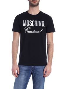 Moschino - Moschino Couture t-shirt in black