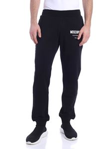 Moschino - Moschino Couture track pants in black