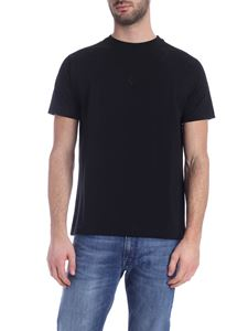 Marcelo Burlon - Shoulder Wings T-shirt in black