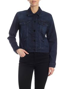 Love Moschino - Blue denim jacket