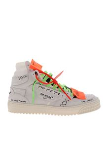 Off-White - Off Court sneakers in white