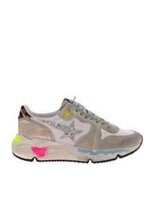Golden Goose - Sneakers Running Sole multicolor