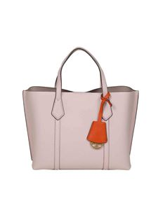Tory Burch - Shopping Perry Small Triple-Compartment rosa